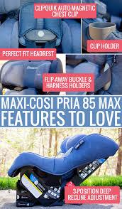 car seat guide pria 85 max by maxi cosi 10 daily mom pas portal