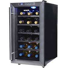 newair wine cooler reviews. Interesting Cooler NewAir AW181E 18 Bottle Thermoelectric Wine Cooler Black On Newair Cooler Reviews G