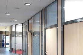 office corridor door glass. Office Building Corridor Door Glass