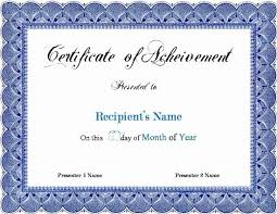 Free Certificate Of Appreciation Templates Frank And Waltersfresh