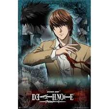One day he finds the death note, a notebook held by a shinigami (death god). Death Note Light Yagami Collage Manga Anime Tv Television Show Poster 24x36 Inch Walmart Com Walmart Com