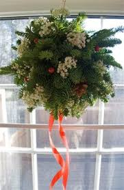 Mountain Meadow Christmas Kissing Ball   новогодний декор ...