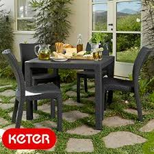 quartet furniture. 4 Toscana Chairs + 1 Quartet Sq Table Furniture E