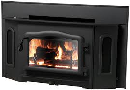 american energy systems country flame multifuel fireplace insert cf04 flex blk