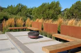 Small Picture Built In Patio Seating Landscaping Network