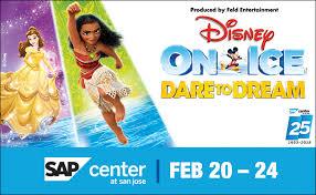 Sap Arena Mannheim Seating Chart Disney On Ice Presents Dare To Dream Sap Center