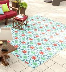 how to clean an outdoor rug update any space with the indoor outdoor fl polypropylene rug how to clean an outdoor rug