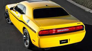 2012 Dodge Challenger SRT8 392 Yellow Jacket - YouTube