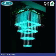 fiber optic chandelier led supplieranufacturers at light chande