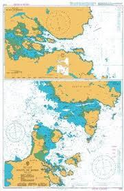 Sea Charts Scotland