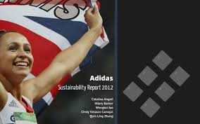 Adidas Sustainability Report by Hilary Barker