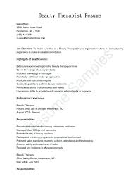 Salon Receptionist Job Description Beauty Therapist Job Description Template