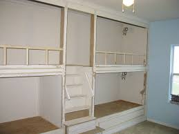 cool bunk beds built into wall. Interesting Cool Woodwork Built Wall Bunk Bed Plans Pdf In Cool Beds Into