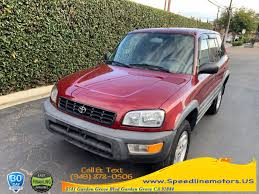 used 1999 toyota rav4 in garden grove california sdline motors garden grove