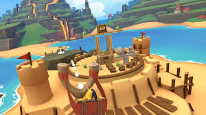 Upcoming Angry Birds VR Update Adds First-Ever Level Builder Mode - VRScout
