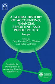 Global History Of Accounting Financial Reporting And Public Policy