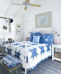 Blue Bedrooms New Decorating
