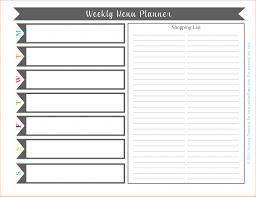 Weekly Planner Online Printable Planner Online Printable Template Business Psd Excel