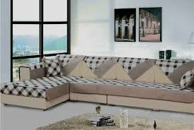 quilted microfiber custom sectional sofa couch slipcovers furniture protector 35 82 brown