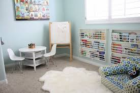 office and playroom. Play Table Kids Playroom And Library Ideas POPSUGAR Moms Photo 3 Office F