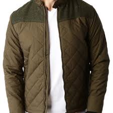 Best Men's Quilted Bomber Jacket Products on Wanelo & LE3NO Mens Lightweight Quilted Full Zip Bomber Jacket with Elbow Patches  (CLEARANCE) Adamdwight.com