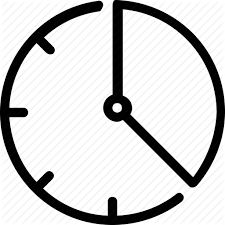 Time Clock Chart Project Management By Ivan Abirawa
