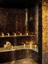 my dream house will have a steam room like this