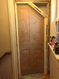 How To how to build door pics : DIY - How to Build an Angled Door - One Room Challenge Week 5 ...