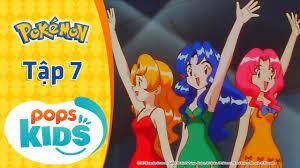 Pokémon Tập 7 - Thủy Trung Hoa Ở Thành Phố Hanada - Hoạt Hình Pokémon Tiếng  Việt Season 1 - Pokemon Video Game Play