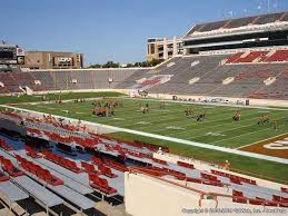 Dkr Texas Memorial Stadium Seating Chart Darrell K Royal Texas Memorial Stadium Seat Views