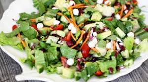 garden salad recipe. Delighful Salad Herb Garden Salad Intended Recipe E