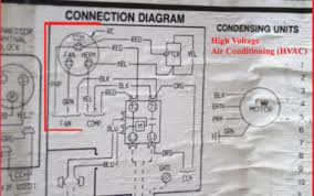 compressor start capacitor wiring diagram facbooik com Run Capacitor Wiring Diagram Air Conditioner fridge compressor wiring diagram on fridge images free download Central Air Conditioner Wiring Diagram