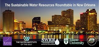 join the sustainable water resources roundtable swrr as we meet in new orleans to discuss how restoration of natural systems relates to resilience in