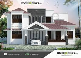 4 bedroom modern house plans in india