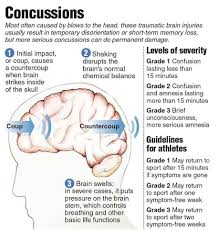 Concussion Grade Chart Concussions Im A Grade 2 Traumatic Brain Injury Brain