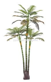 artificial Areca palm tree potted plants artificial Chrysalidocarpus  lutescens bonsai synthetic indoor coconut tree