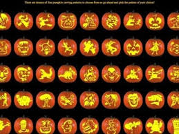 Advanced Pumpkin Carving Patterns Custom PumpkinCarvingPatterns Videos Dailymotion