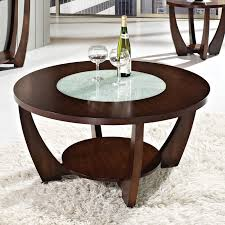 steve silver rf300c rafael cocktail table in merlot cherry with winston c