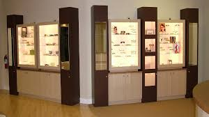 acrylic sunglass display optical practice design architectural space design sunglass display rack
