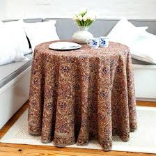 tablecloth round tablecloth round black whole polyester