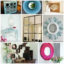 Decorating A Mirror Frame Ideas | Billingsblessingbags.org