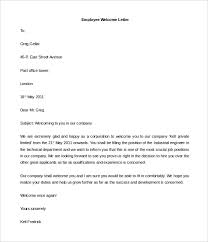 Welcome Letter Template 24 Hr Welcome Letter Templates Doc Pdf Free Premium