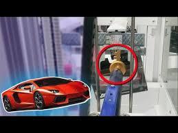 Lamborghini Vending Machine Cool I WON A LAMBORGHINI FROM KEY MASTER YouTube