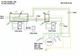 wire a ceiling fan 3 way switch diagram electric pinterest 4 Wire Thermostat Wiring Diagram wire a ceiling fan 3 way switch diagram electric pinterest ceiling fan, ceilings and fans 4 wire honeywell thermostat wiring diagram