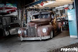 Von Fink 1941 International Harvester pickup truck   SuperFly Autos