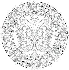 Mandalas Coloring Pages Best Mandalas Images On Mandala Coloring