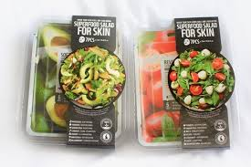 <b>SuperFood Salad For Skin</b> | Kbeauty Sheet Mask - Your Beauty Pantry