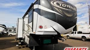 2018 heartland torque 325 toy hauler fifth wheel video tour guaranty
