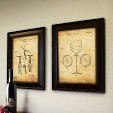 wine 2 piece framed wall art  on 2 piece framed wall art with wine 2 piece framed wall art null