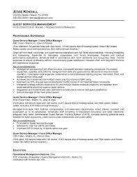 Hotel Manager CV Template  Job Description  CV Example  Resume   Pinterest